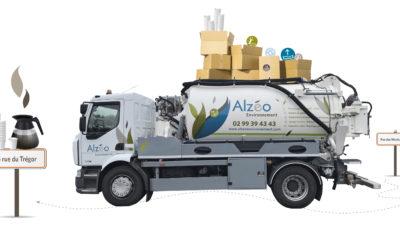 Alzéo change d'environnement